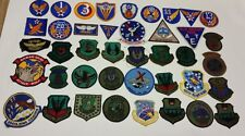 Lot of 35+  U.S. Air Force  Military Patches