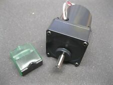 New 110/115 Volt Oriental Motor 4RK25GN-AW Reversible w/ Gear Head 40.2 RPM