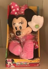 "New Disney Mickey Mouse ClubHouse, Clubhouse Fun Minnie 11"" Doll"