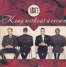 KING WITHOUT A CROWN ABC CD Single
