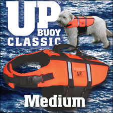'MEDIUM' DOG LIFE JACKET buoyancy aid UPBUOY lifejacket