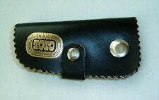 Official black leather sport toto lotto lottery key holder Bulgaria