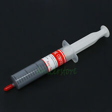 10pcs /lot 30g Thermal Grease Compound Paste For PC CPU Heatsink VGA Chip Grey