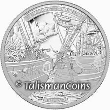Canada 2013 War of 1812 HMS Shannon vs. USS Chesapeake $200 1 Oz Platinum Proof