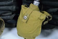 Authentic Soviet, Russian alluminium army flask, military Water Canteens
