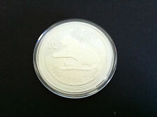 2010 $2 YEAR OF THE TIGER 2oz SILVER BULLION COIN IN CAPSULE ONLY