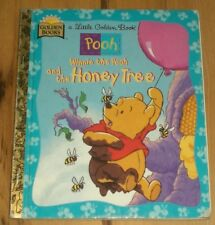 Winnie the Pooh and the Honey Tree Little Golden Book 1997 Disney