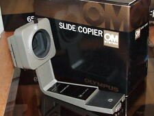 OLYMPUS OM SLIDE COPIER FOR AUTO MACRO BELLOWS
