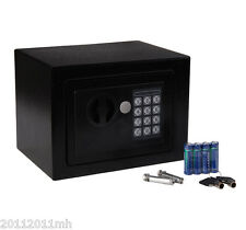 Digital Electronic Safe Box Keypad Lock Security Wall Mount Home Office Hotel BK
