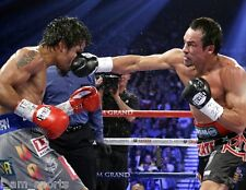 JUAN MANUEL MARQUEZ vs MANNY PACQUIAO 4 BOXING FIGHT 8x10 PHOTO