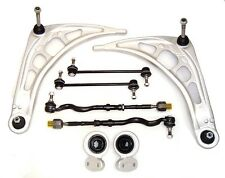 Front Control Arms Tie Rod End Sway Bar Links kit for BMW E46 325i 323i 328i NEW