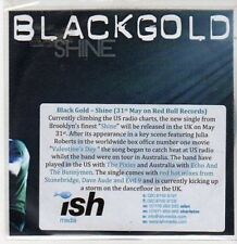 (BQ304) Black Gold, Shine - DJ CD