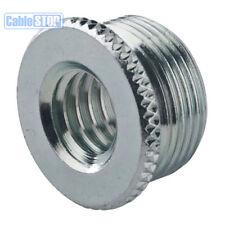 Adaptador de Rosca de micrófono para convertir 8mm a 16mm para el soporte de montaje Gancho Para Micrófono
