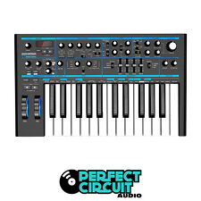 Novation Bass Station BassStation II 2 Synth SYNTHESIZER NEW - PERFECT CIRCUIT