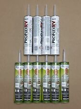CP #23: 6 Tubes of Dicor 501LSW Self-Leveling & 4 Tubes of ProFlex RV Clear