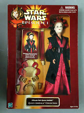 STAR WARS EPISODE I ULTIMATE HAIR QUEEN AMIDALA COLLECTION BARBIE ACTION FIGURE