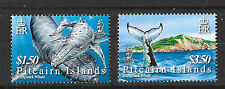Pitcairn Islands 2006 Humpback Whales SG721-722 MNH