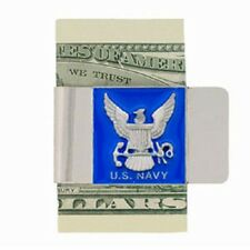 US Navy Stainless Steel Money Clip
