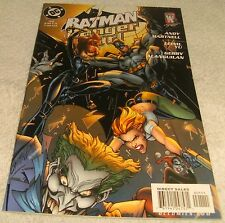 DC/WILDSTORM BATMAN DANGER GIRL (2005) # 1 VF/VF+