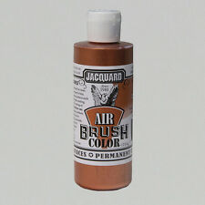 Jacquard Airbrush Paint 4oz Bottle - 48 Colours - Water Resistant Leather Fabric