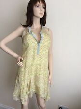 NEW Rebecca Taylor silk dress size 8US OR 14UK