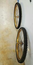 Vintage bmx ukai gold sr hubs 26 in bmx old school