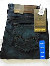Urban Star men's jeans - relaxed fit - straight - 36 x 30 - midnight blue - NEW!