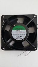 Sunon 120mm x 38mm 110-120 Volt AC Metal Frame Cooling  Fan SP101A 1123HBL.GN