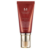 BB Cream PERFECT COVER M.  NO.21 SPF42/PA+++ MISSHA Light  Beige Color, 50ml