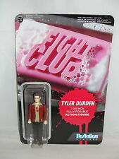 Funko ReAction Movies Fight Club Tyler Durden Action Figure-New