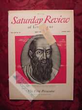 Saturday Review July 19 1947 Saint PAUL EDITH HAMILTON