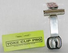 """Yoke Clip Pro by KGM - Small Diameter & 2.5"""" Rise (Green)  - w/ Timer Platform"""