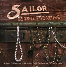 Sailor - Buried Treasure: The Sailor Anthology, CD Neu