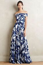 Shoshanna Arizona Off-the-Shoulder Printed Flowy Gown ( Size 2)