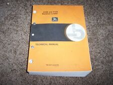 John Deere 415B 515B Backhoe Loader Shop Service Repair Technical Manual TM3247