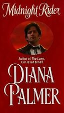 Midnight Rider by Diana Palmer TEXAS Spanish rancher
