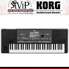 Korg Pa600 61-key Arranger Workstation w/ 360+ Music Styles 950+ Sounds Keyboard