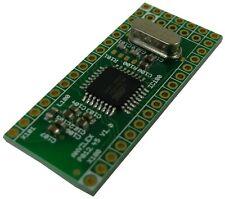 1 Stk. Applikationsboard P012.45-ATmega88-20AU-8MHz mit dem 8MHz Quarz
