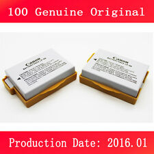 Two LP-E8 Genuine  Canon Battery for EOS 550D 600D 650D 700D X4 X7i T3i T5i