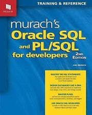 MURACH'S ORACLE SQL AND PL/SQL FOR DEVELOPERS - JOEL MURACH (PAPERBACK) NEW
