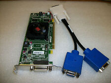 Dual VGA Half Height AMD ATI Radeon HD5450 512MB DDR3 Video Card-PCI Express X16