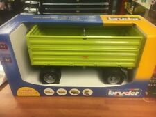 02203 Bruder Fliegl Tipping Trailer Scale 1:16