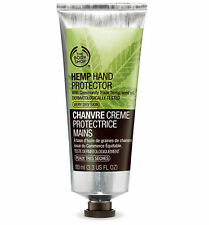 The Body Shop Hemp  3.3 Fluid Ounces Hand Protector Cream Retail $20.00