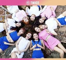 KPOP TWICE, TWICEcoaster, 3rd Mini Album, Korea CD