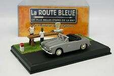 UH La Route Bleue 1/43 - Panhard Dyna Junior Grise