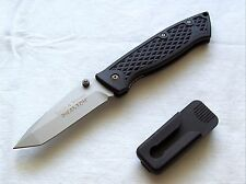 Smith & Wesson HRT PHANTOM tantoklinge S & W Coltellino S & W Pocket Knife