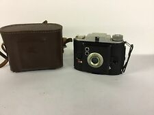 Vintage Ansco Flash Clipper Camera 616 Film with case