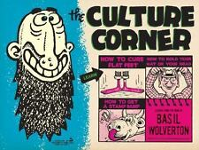 Basil Wolverton's Culture Corner-ExLibrary