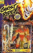 Ghost Rider Series 2 (1996) - Outcast with Claw Ripping Action by Toy Biz (MOC)