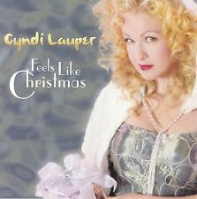 Feels Like Christmas by Cyndi Lauper (Cassette, May-2001, Sony Music Distributio